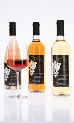 Růžová vína a klarety